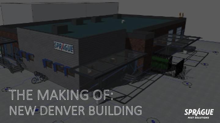 The Making of: Denver Building